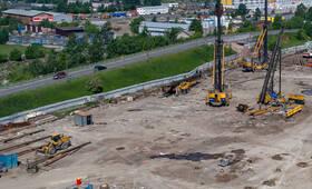 ЖК «Московские ворота-2»: ход строительства